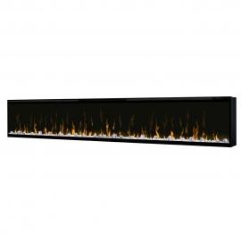 "Prism 74"" LED - elektryczny kominek ścienny LED - Optiflame + GRATIS!"